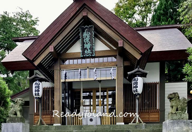 Funadama shrine, Hakodate