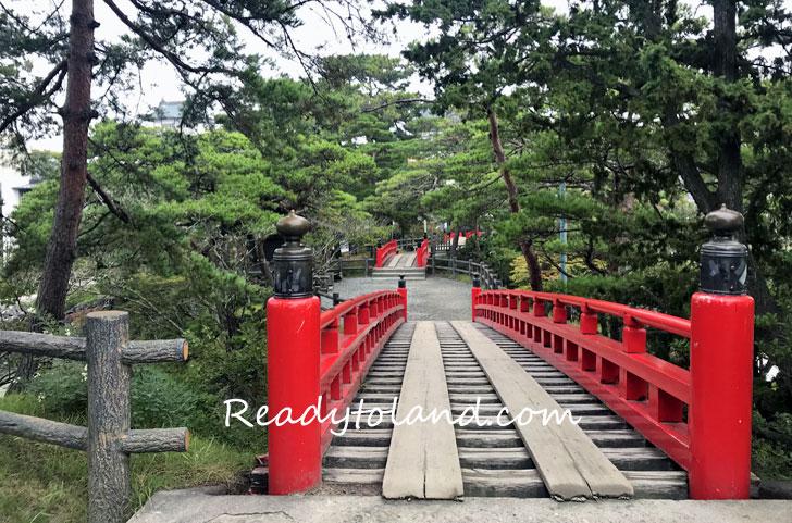 Godaido,Matsushima