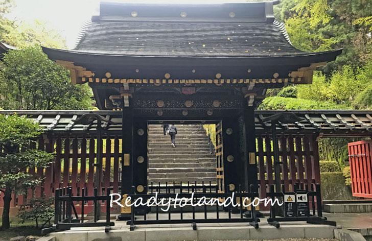 Zuihoden, Sendai