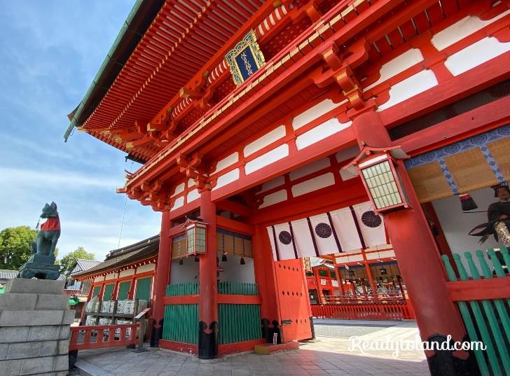 fushimi-inari-taisha, Kyoto