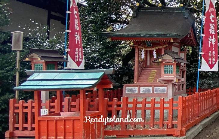 Nagata jinja, Kobe