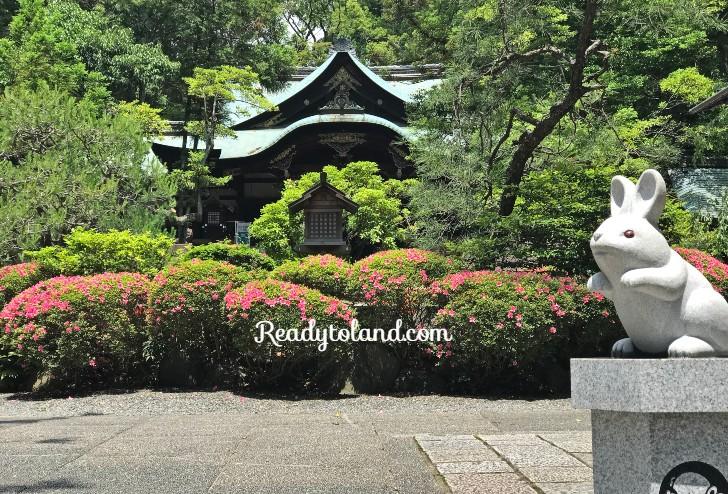 Okazaki Shrine,Kyoto