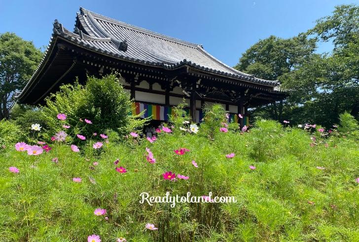 hannya-ji, Nara