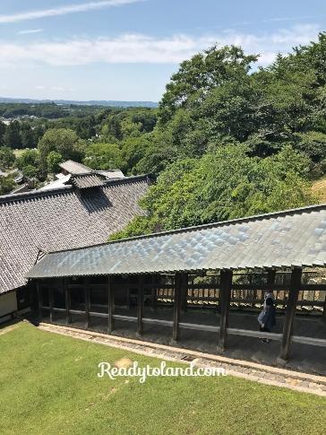 Todaiji-Nigatsudo, Nara