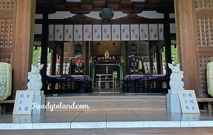 Okazaki-shrine,Kyoto