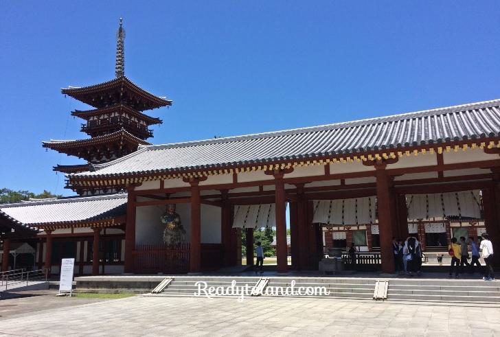 Yakushiji, Nara