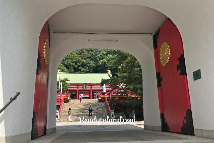 Akama-shrine