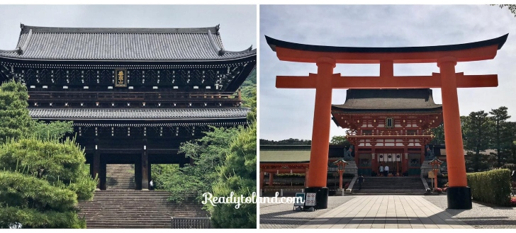 temple and shrine